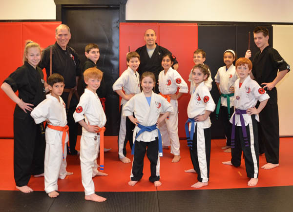 Children Karate Group